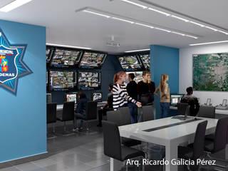 de GALICIA AV Arquitectura más Virtual Moderno
