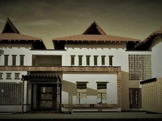 Joya de Cascajal de ACE Arquitectura Diseño y Construcción Tropical