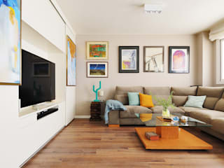 Noelia Villalba Living room