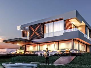 by Biazus Arquitetura e Design Сучасний