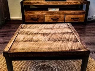Table bridge vintage:  de style  par Bg meubles