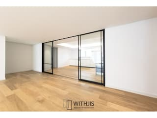WITHJIS(위드지스) Living room Aluminium/Zinc Black