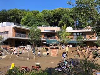 川和保育園がグッドデザイン賞を受賞! ミニマルな学校 の 株式会社sum design ミニマル