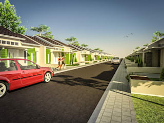Zam Residence Oleh PT. DAA INTERPLAN INDONESIA