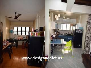 Kitchen interior:   by Designaddict