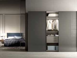 Vision Wardrobe:   by IQ Furniture