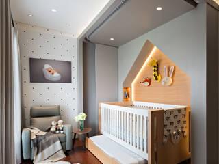 : Kamar bayi oleh INERRE Interior,