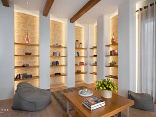 INERRE Interior Ruang Keluarga Modern