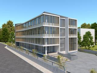 Çekmeköy Okul Projesi Modern Okullar EKSIMIMARLIK Modern