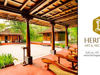 Interior Asian style houses by Heritage Art & Architecture Asian