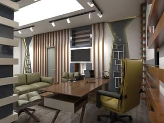Modern style study/office by kübra meltem doğan Modern