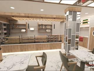 Cennet Pastanesi Etit Mimarlık Tasarım & Uygulama Eklektik