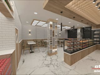 Cennet Pastanesi Etit Mimarlık Tasarım & Uygulama Minimalist