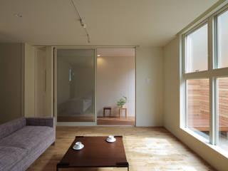 藤原・室 建築設計事務所 Modern living room