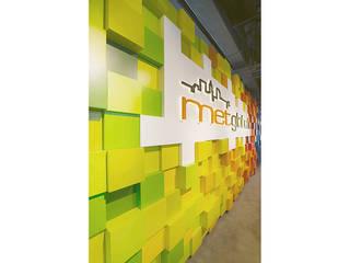 OSO Mimarlık Tasarım – Met Global Headquarter:  tarz