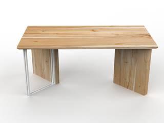 Tom Boy Dining table: modern  by Milav Design,Modern
