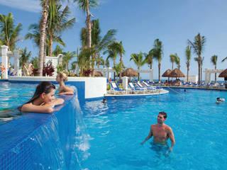 RIU Palace Emerald Bay JSF de México Landscaping Hoteles de estilo tropical