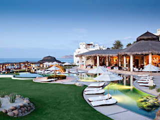 Las Ventanas al Paraíso JSF de México Landscaping Hoteles de estilo tropical