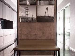 Livings de estilo minimalista de Хандсвел Minimalista