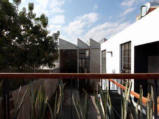 PRODUCTORA SE´WÁ Espacios comerciales de estilo moderno de WAYAK' ARQUITECTOS Moderno
