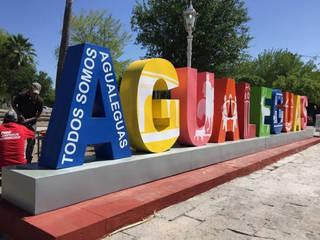 Proyecto Agualeguas:  de estilo  por Concepto Mobiliario Urbano