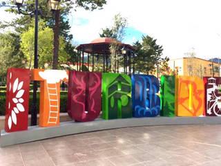 Proyecto Iturbide:  de estilo  por Concepto Mobiliario Urbano