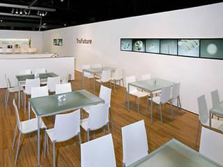 FISCHER & PARTNER lichtdesign. planung. realisierung Pusat Eksibisi Modern