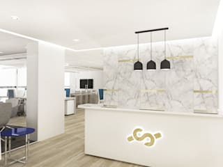 Systemi: Estudios y oficinas de estilo  por Spazzio ,