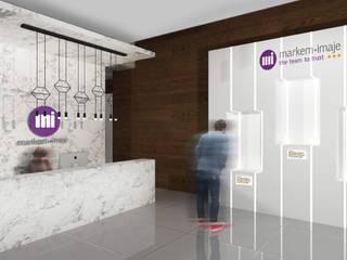 Markem Imaje: Estudios y oficinas de estilo  por Spazzio