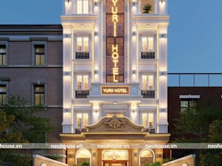 Hotels by NEOHouse, Modern