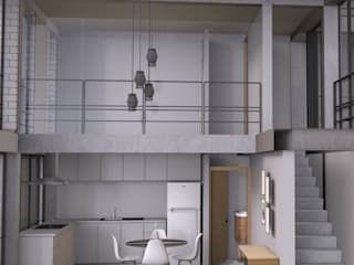 by Designo Arquitectos Minimalist