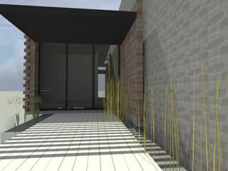 Casa Camacho de Designo Arquitectos Minimalista
