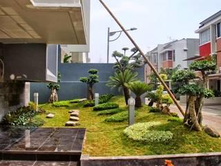 tukang taman surabaya:  Taman batu by Tukang Taman Surabaya - Alam Asri Landscape