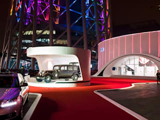 FISCHER & PARTNER lichtdesign. planung. realisierung Event Venue Modern