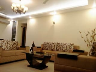 :  Dining room by idr interior n consultant, Asian