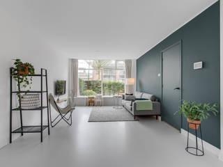 Modern living room by Esther Scherpenzeel Fotografie Modern