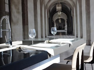 """""""a nossa cozinha"""" por Ideias Home Moderno"""