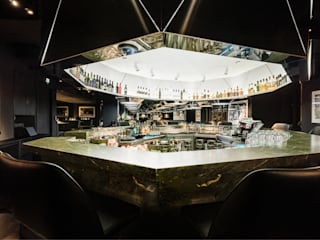 FISCHER & PARTNER lichtdesign. planung. realisierung Bar & Klub Modern
