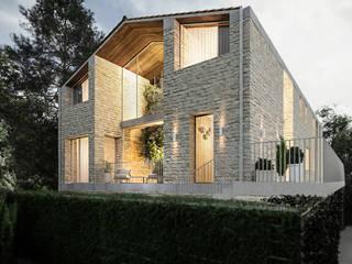 Дом в Черногории: Дома в . Автор – Архитектурная студия Чадо