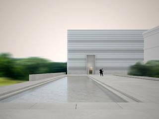 od FISCHER & PARTNER lichtdesign. planung. realisierung Nowoczesny