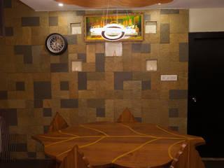 ห้องทานข้าว by Kriyartive Interior Design