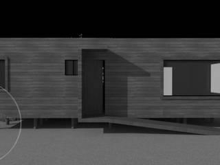 Diseño de Casa 63 por Lobería Arquitectura de Loberia Arquitectura Mediterráneo