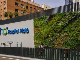 Hospitals by Simbiosi Estudi, Modern