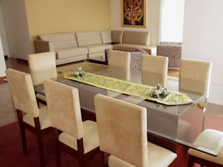 Design Comercial Modern dining room Wood Beige