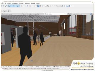 Parque Industrial Valdez | NK Production Inc, ENSENADA B.C:  de estilo  por ADS + Partners | Architecture