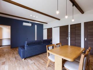 須賀川・今泉のリノベーション: 清建築設計室/SEI ARCHITECTが手掛けたダイニングです。