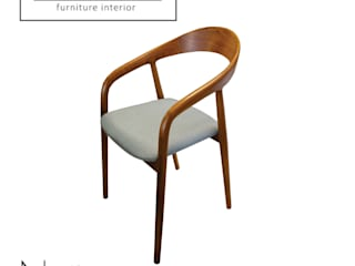 viku Dining roomChairs & benches Wood Brown
