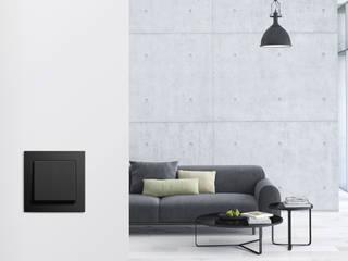modern  by Gira, Giersiepen GmbH & Co. KG, Modern