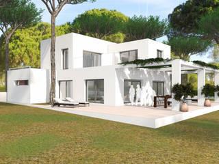 Casa en Calviá Sol de Mallorca de PSarquitectos