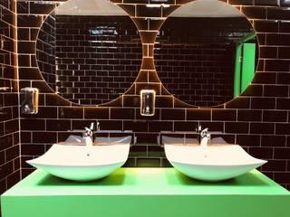MİMAR TUĞBA ÖZKILIÇ – Palm City Hotel Sir Winston House Havuz Başı Kafe Restorasyonu:  tarz Yeme & İçme